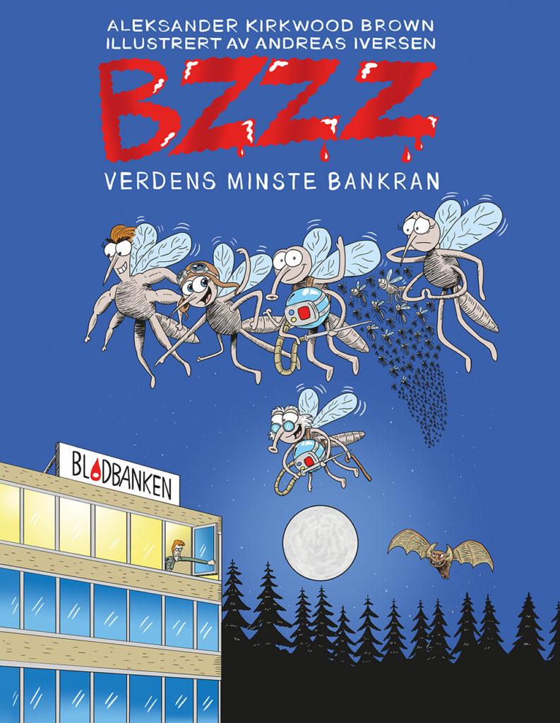 Bzzz - Verdens minste bankran